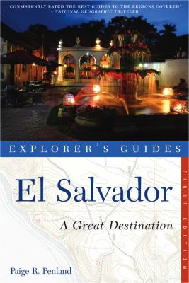 Explorer's Guides: El Salvador 9781581571141