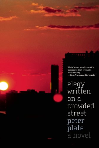 Elegy Written on a Crowded Street 9781583229316