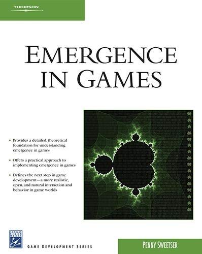 Emergence in Games [With CDROM] 9781584505518