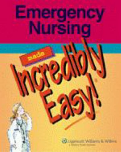 Emergency Nursing 9781582554648
