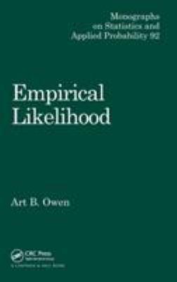 empirical likelihood art b owen book pdf
