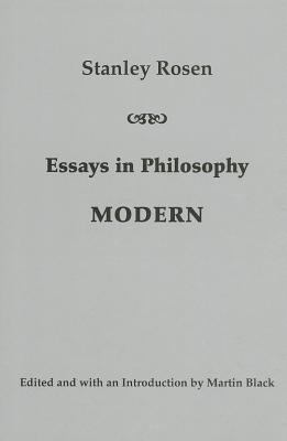 Essays in Philosophy: Modern 9781587312274