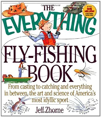 Everything Fly Fishing Book 9781580621489