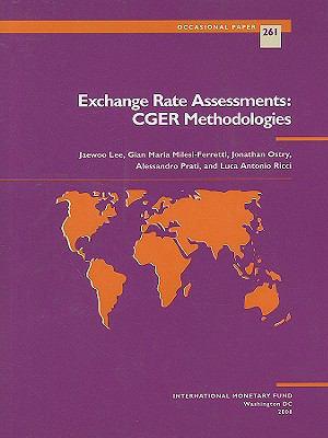Exchange Rate Assessments: CGER Methodologies 9781589066380