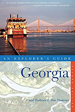 Explorer's Guide Georgia 9781581571448