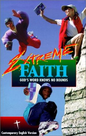 Extreme Faith Youth Bible-CEV 9781585160662