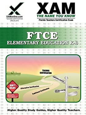 FTCE Elementary Education K-6 9781581973471
