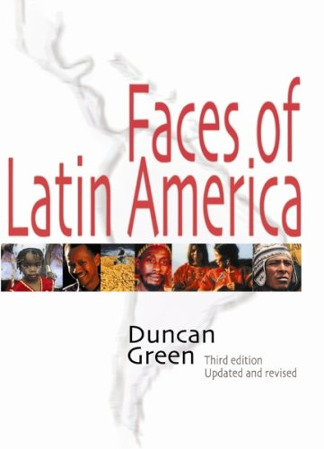 Faces of Latin America 9781583671511