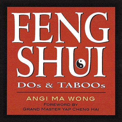 Feng Shui Dos & Taboos 9781580173087