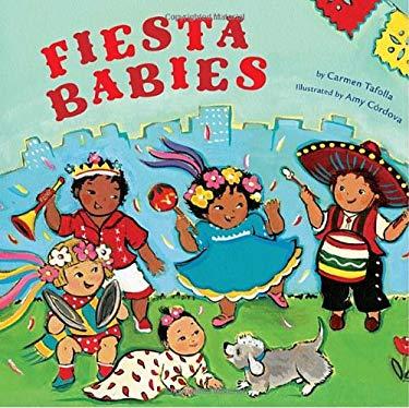Fiesta Babies 9781582463193