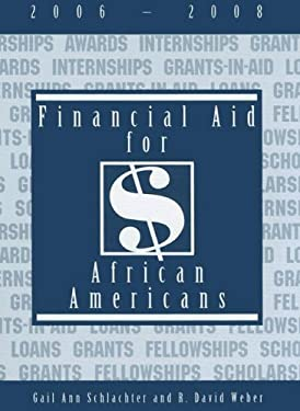 Financial Aid for African Americans 9781588411334