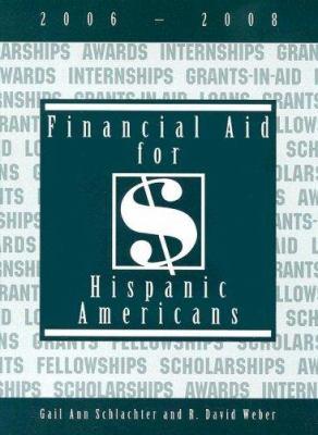 Financial Aid for Hispanic Americans 9781588411358