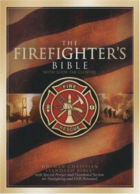 Firefighter's Bible-HCSB 9781586400972