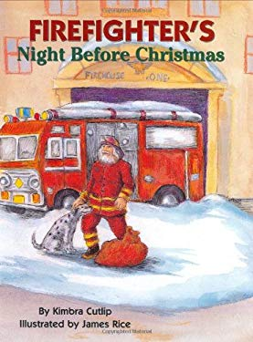 Firefighter's Night Before Christmas 9781589800540