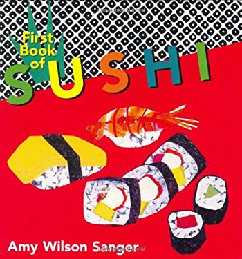 First Book of Sushi 9781582460505