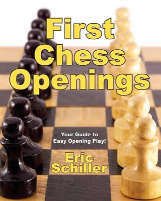 First Chess Openings 9781580421522