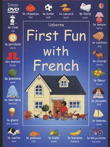 First Fun with French DVD 9781580868174