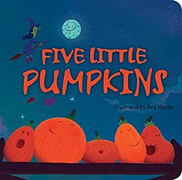Five Little Pumpkins 9781589258563