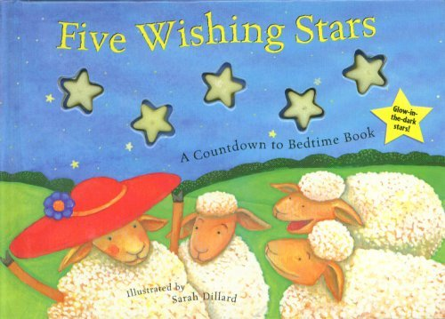 Five Wishing Stars: A Countdown to Bedtime Book