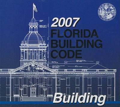 Florida Building Code: Building 9781580015868