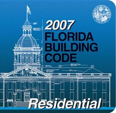 Florida Building Code: Residential 9781580015875