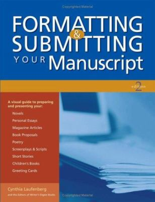 Formatting & Submitting Your Manuscript 9781582972909