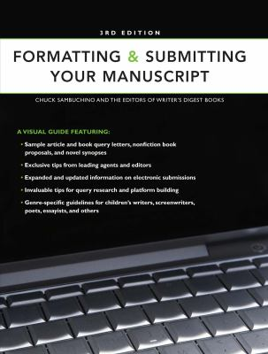 Formatting & Submitting Your Manuscript 9781582975719
