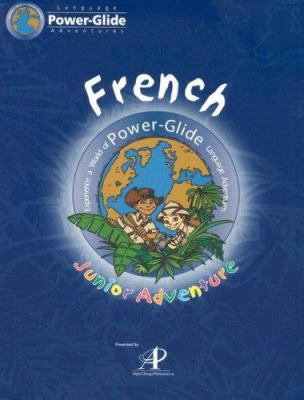 French Junior Course [With Book] 9781582042077