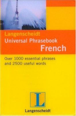 French Phrasebook 9781585735556