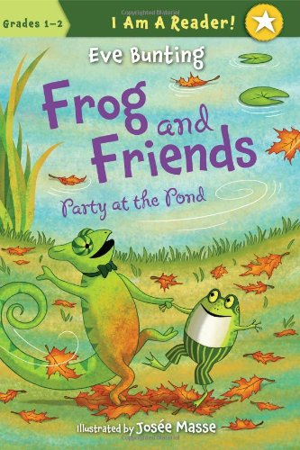 Frog and Friends: Party at the Pond 9781585365494