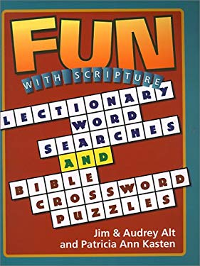Fun with Scripture: Lectionary Word Searches and Bible Crossword Puzzles 9781585950225