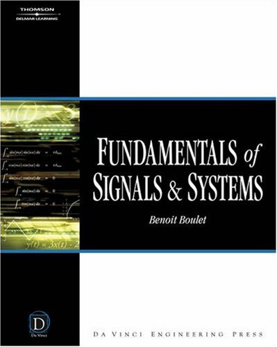 Fundamentals of Signals and Systems [With CD-ROM] 9781584503811