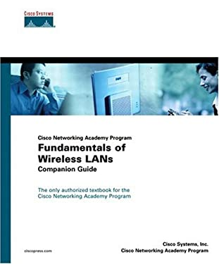 Fundamentals of Wireless LANs Companion Guide [With CDROM] 9781587131196
