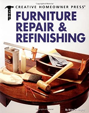 Furniture Repair & Refinishing 9781580110068