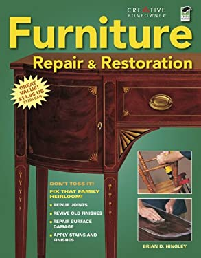 Furniture Repair & Restoration 9781580114783