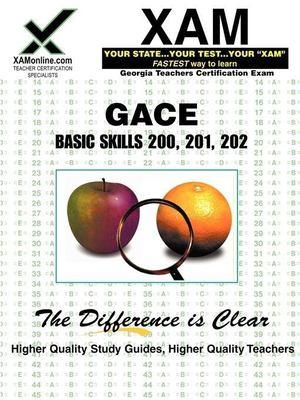 GACE Basic Skills 200, 201, 202 9781581975338