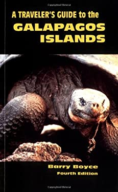 Galapagos Traveler's Guide 4th Ed 9781588433893