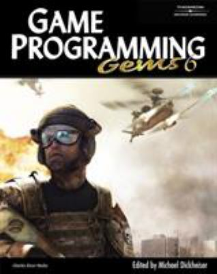 Game Programming Gems 6 [With CDROM] 9781584504504
