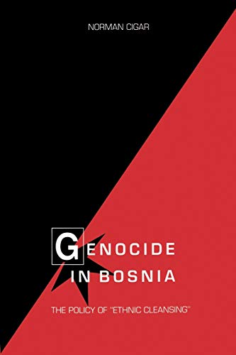 Genocide in Bosnia: The Policy of