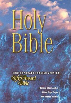 Gift/Award Bible 9781585164844