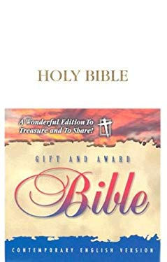 Gift and Award Bible-Cev 9781585166923