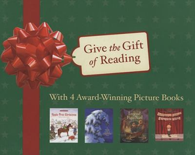 Give the Gift of Reading Holiday Classics: Redheaded Robbie's Christmas Story, Apple Tree Christmas, the Legend of Papa Noel and a Wish to Be a Christ 9781585364237