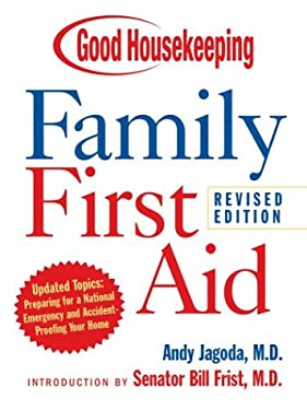 Good Housekeeping Family First Aid 9781588162991