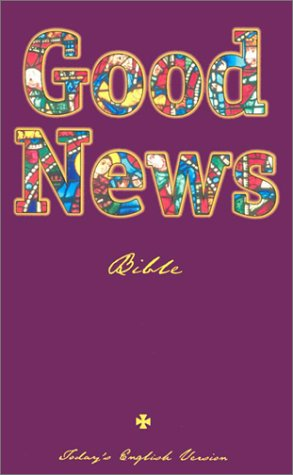 Good News Bible-TEV 9781585160815