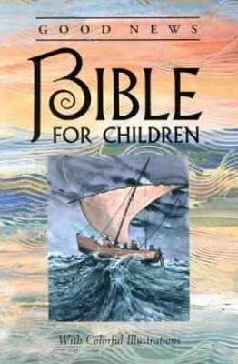 Good News Children's Bible-TEV 9781585161744