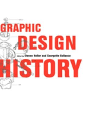 Graphic Design History Graphic Design History 9781581150940