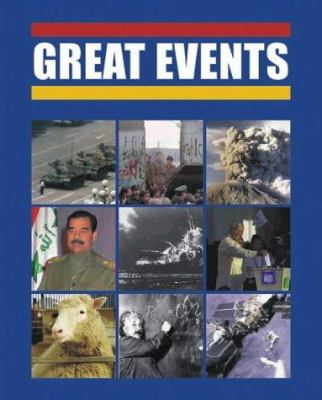 Great Events: 1900-2001 9781587650536