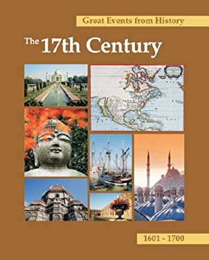Great Events from History: The 17th Century: 1601-1700 9781587652257