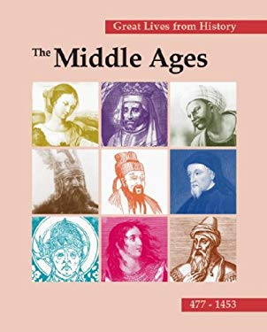 Great Lives from History: The Middle Ages-2 Vol. Set 9781587651649