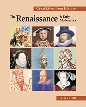 Great Lives from History: The Renaissance & Early Modern Era-2 Vol.Set 9781587652110